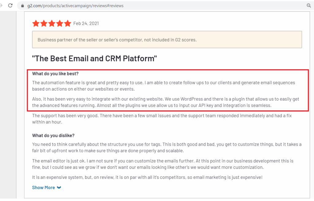 8 [Foolproof] Tools with Email Marketing for eCommerce 4