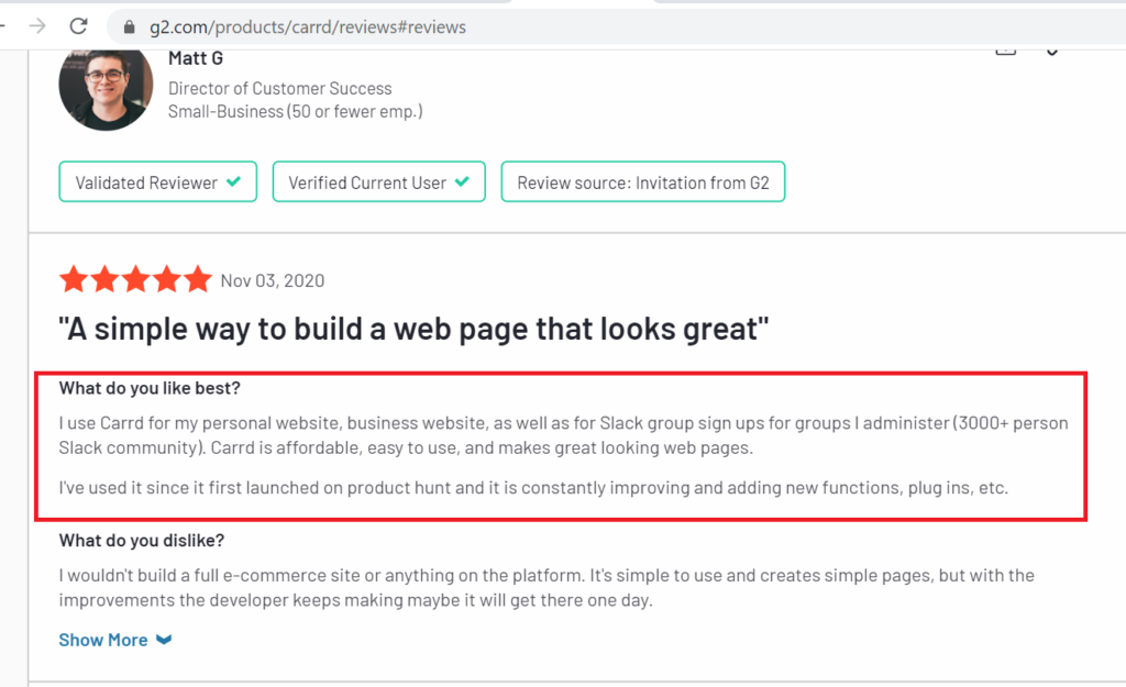 [10 Exclusive] Landing Page Builders for Affiliates 6