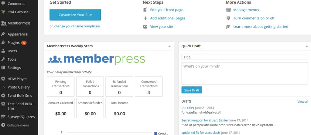 woocommerce alternatives - memberpress