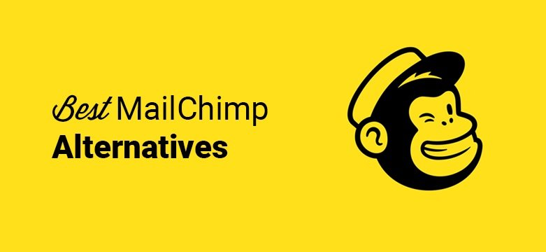 alternative to mailchimp tool - landing page builder - number of contacts - drag and drop email - email marketing automation - able to send emails