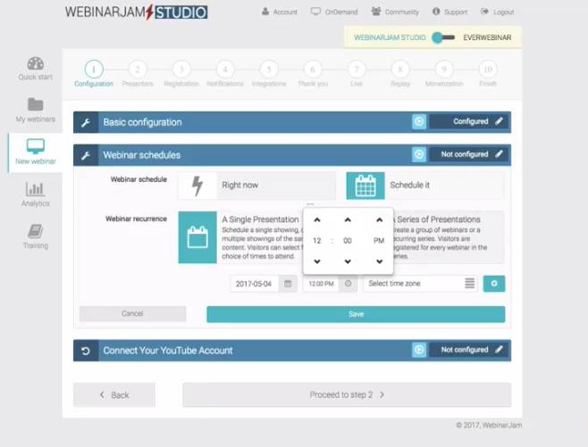LiveWebinar, the best option for all your webinar needs! 5