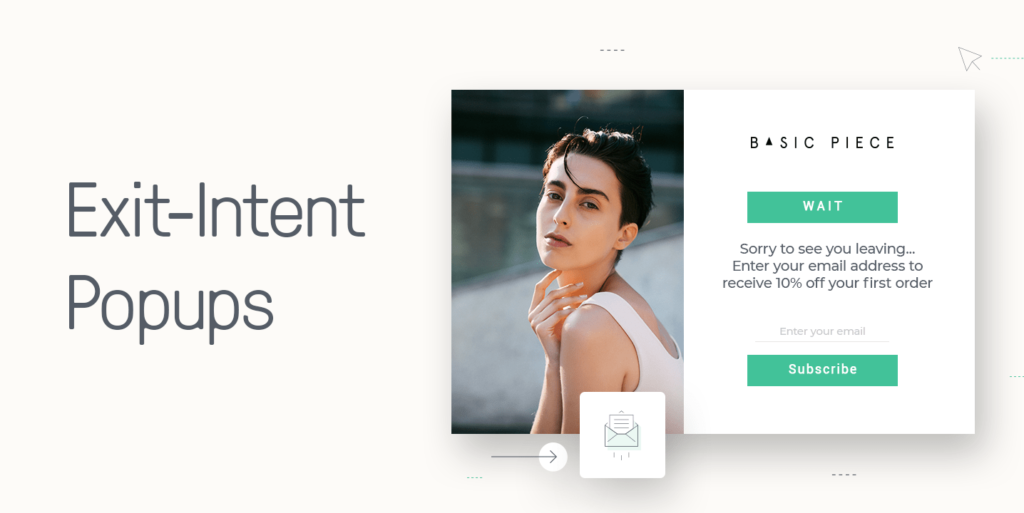 Omnisend landing pages