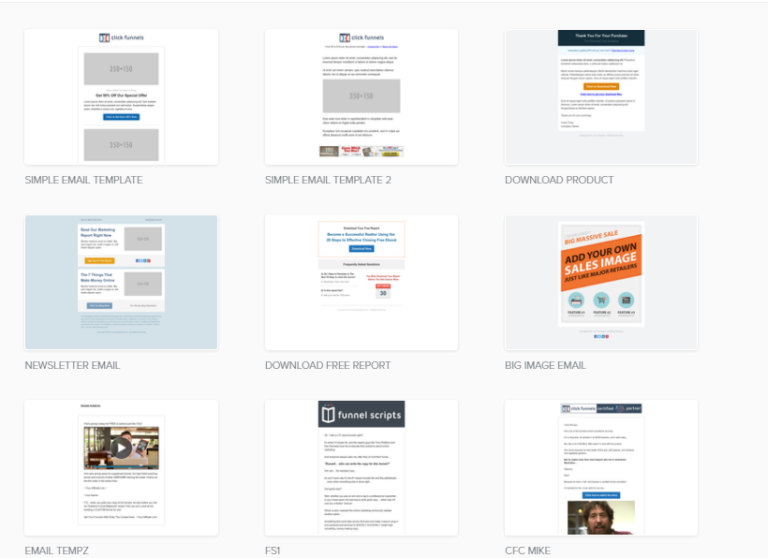 clickfunnels alternatives - automation using clickfunnels - mobile responsive pages interface -  send autoresponder