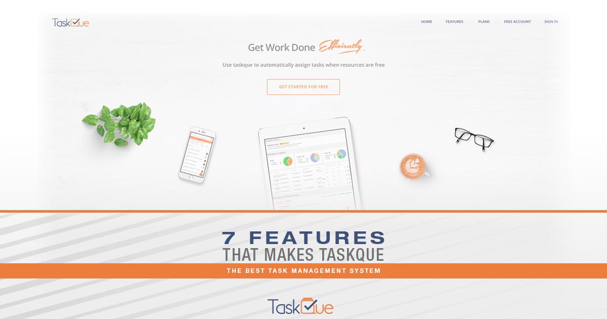 project management tools for freelancers - taskque
