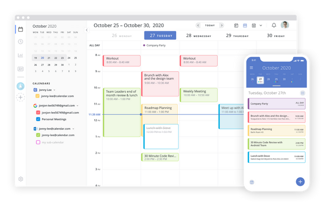 tools for appointment management - calender.com - for business