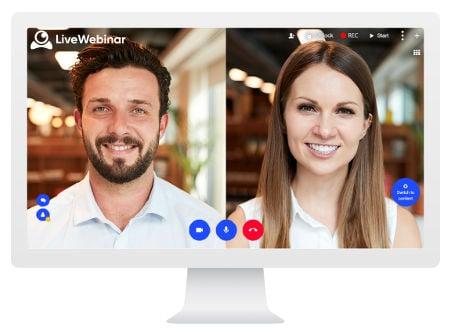 review of livewebinar depth