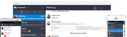 slack alternatives - teamwork chat app