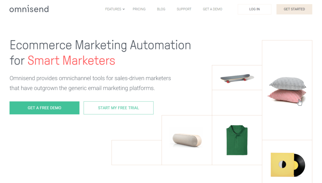 Ecommerce Marketing Automation with Just 2 Clicks through Omnisend 2