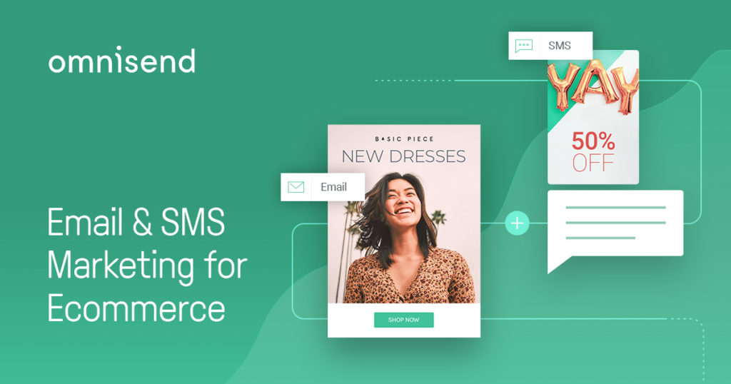 ominsend one marketing platform for ecommerce business - advanced features and email marketing platforms - create unsubscribe page - discount - card abandonment