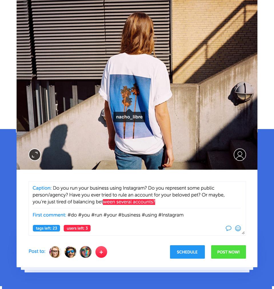 instagram marketing - grum