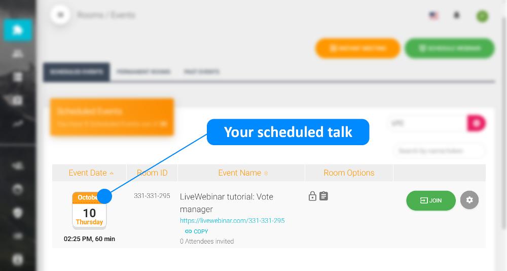 LiveWebinar, the best option for all your webinar needs! 2