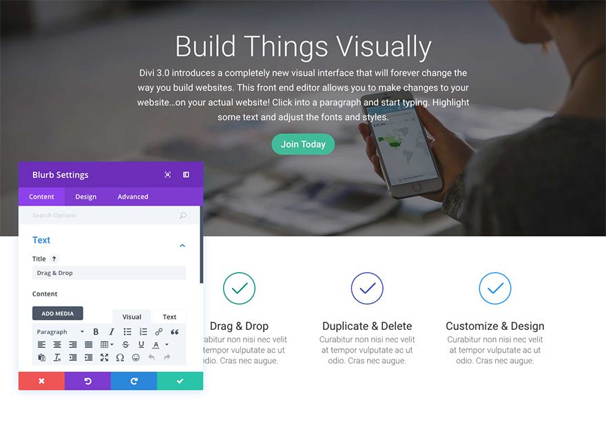 Divi Review - Fast & Easy-To-Use Visual Page Builder 5
