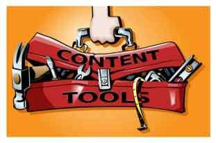 handy content creation tools - analytics tools - project management tool - set address