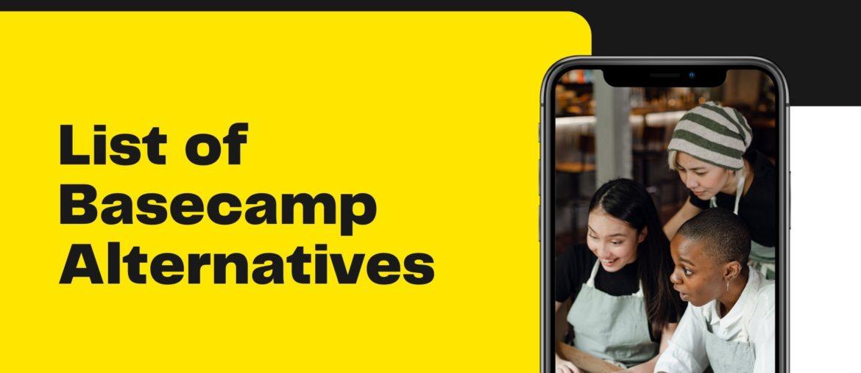 11 All Time Best Basecamp Alternatives for Project Management 3