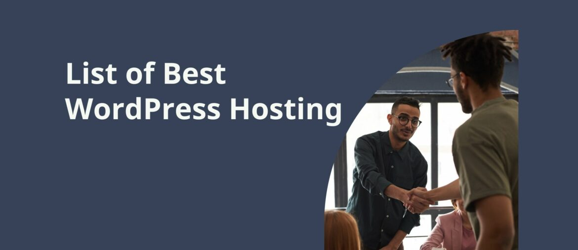 5 Best WordPress Hosting You Should Migrate To 6
