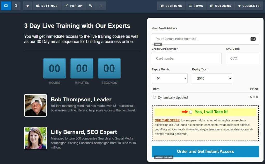 ClickFunnels Review with All Feature Detail 3