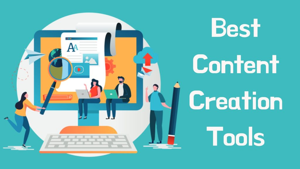 content creation tools - content marketing tool for blogposts - Mailchimp email marketing tools