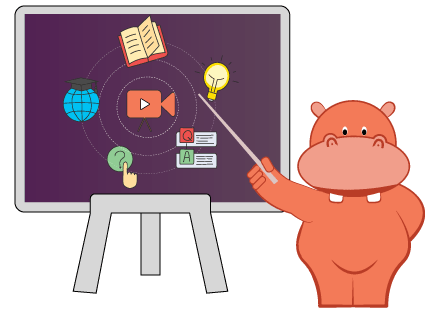 hippo video - find core video marketing features