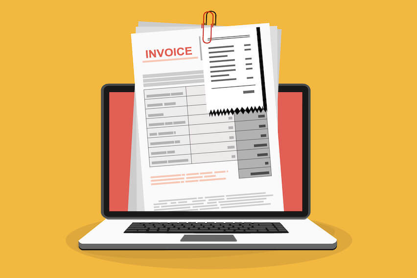 best invoicing software - online payments - get receipts and add taxes - bookkeeping and cost - add your logo to invoice