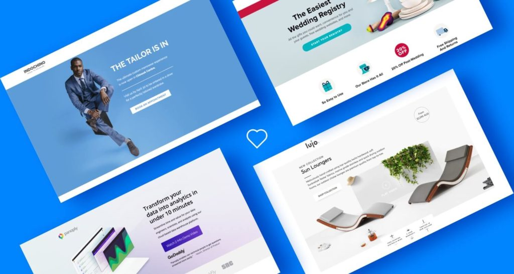launch your own landing page builder to tell about your services - email marketing campaigns