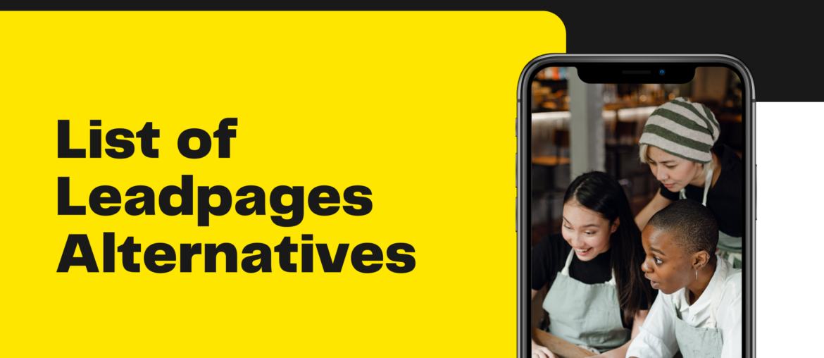 2+ Best Leadpages Alternatives You Should Use Now 1