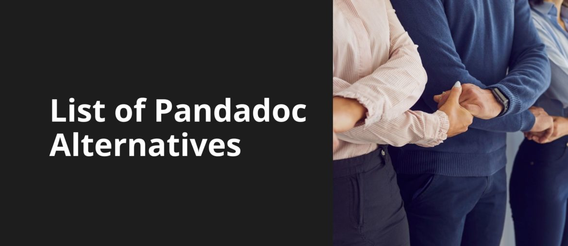 2 Best in Breed Pandadoc Alternative for Proposals 6
