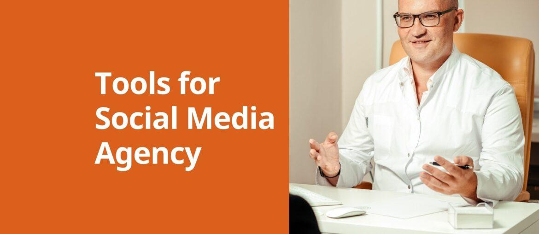 social media agency tools