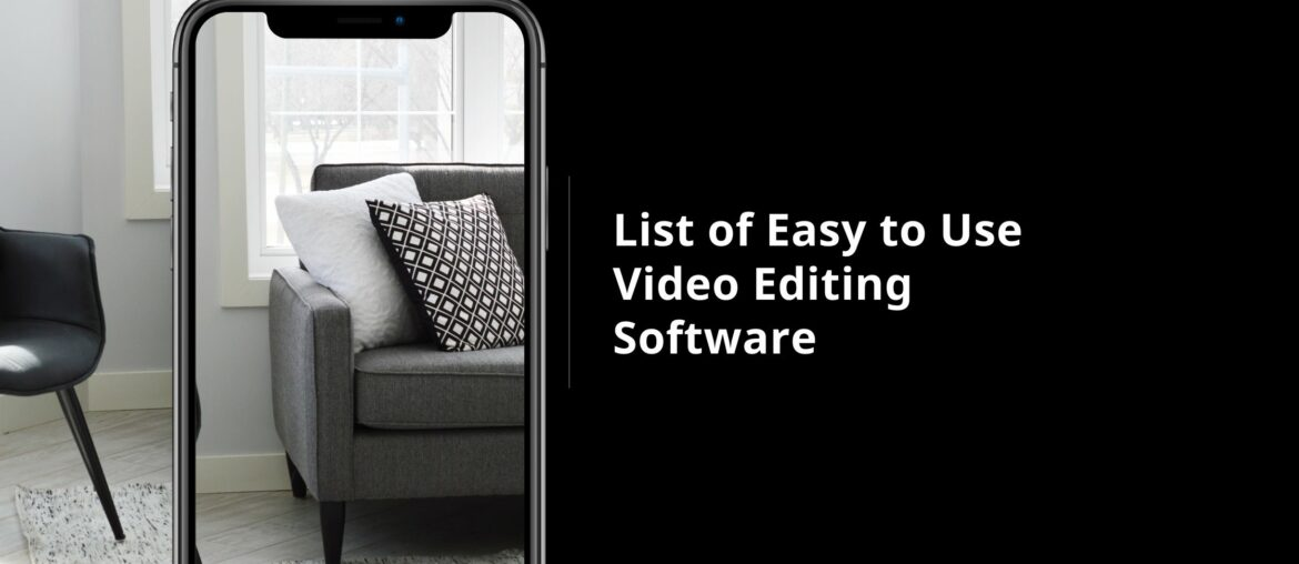 Easy to Use Video Editing Software with Instant Videos
