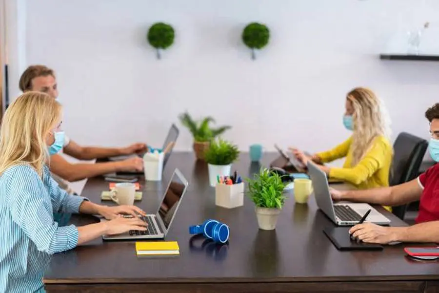Covid-19's Effects On Coworking Space: Disruptions, Importance, And The Future 10