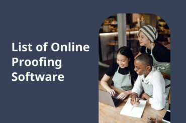online proofing tools software