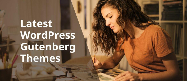 10 WordPress Gutenberg Themes with Gutenberg blocks 5