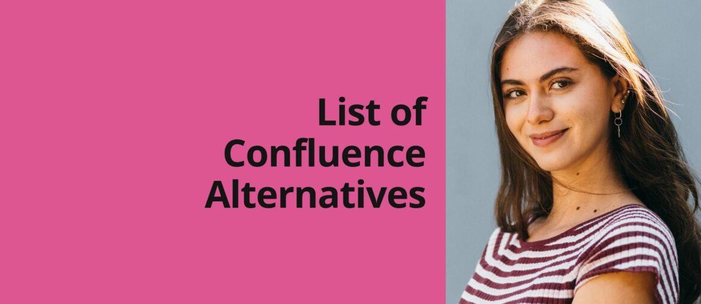 confluence alternatives