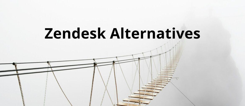 top zendesk alternatives