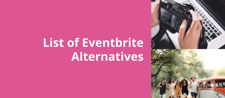 eventbrite alternatives