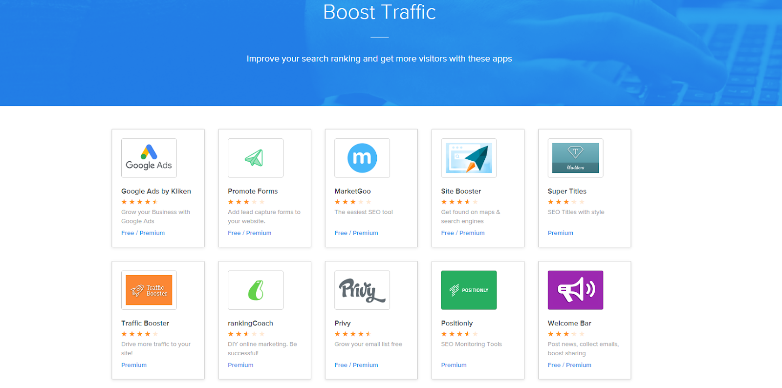 The 10 Website Builders with the Best SEO Features 5